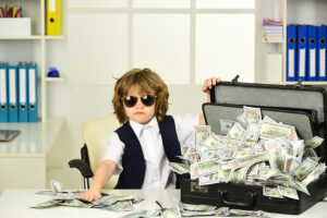 Top 3 ways to get rich in the entertainment industry